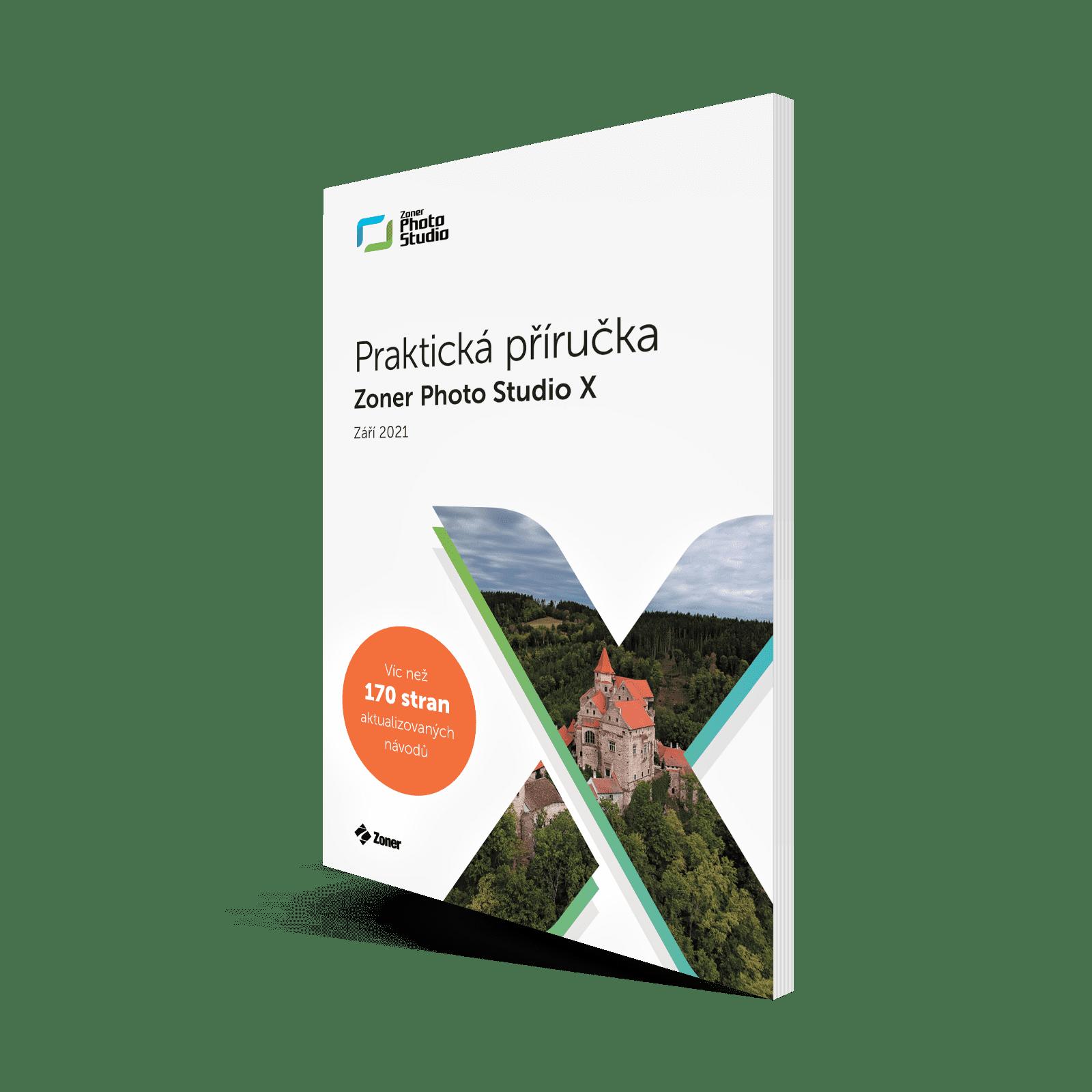 Praktická příručka ZPS X